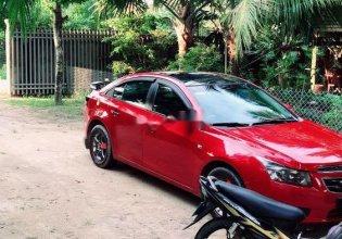 Bán Chevrolet Cruze đời 2011, màu đỏ, 315 triệu giá 315 triệu tại Bình Thuận