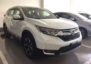 Bán Honda CR V 1.5 L CVT đời 2019, màu trắng, nhập khẩu  giá 1 tỷ 93 tr tại Tp.HCM