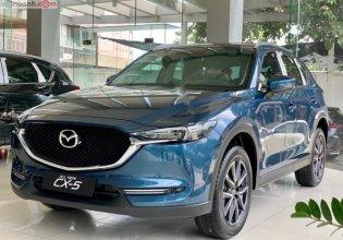 Bán Mazda CX 5 2.0 AT đời 2019, màu xanh lam giá 859 triệu tại Tp.HCM