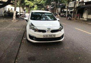 Bán Kia Rio đời 2016, màu trắng số tự động, biển số cực đẹp giá 445 triệu tại Đà Nẵng