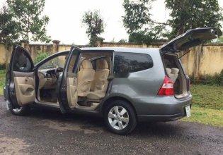 Bán xe Nissan Grand livina đời 2012, màu xám  giá 345 triệu tại Gia Lai