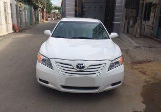 Cần bán Toyota Camry sản xuất 2007, màu trắng, nhập khẩu giá 537 triệu tại Tp.HCM