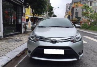 Bán Toyota Vios G năm 2017, màu bạc giá 472 triệu tại Tp.HCM