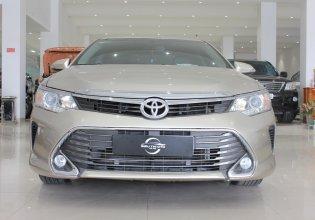 Cần bán Toyota Camry 2.5G đời 2016, màu vàng, biển SG  giá 950 triệu tại Tp.HCM