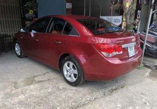 Gia đình bán Chevrolet Cruze đời 2011, màu đỏ  giá 285 triệu tại Đồng Nai