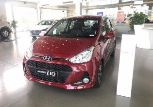 Bán Hyundai Grand i10 có sẵn giao ngay, hỗ trợ trả góp 70% tại Quảng Bình giá 405 triệu tại Quảng Bình