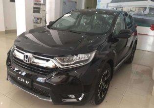 Bán ô tô Honda CR V đời 2019, màu đen, xe nhập, ưu đãi cực hấp dẫn giá 983 triệu tại Long An