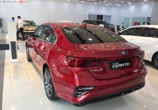 Bán Kia Cerato 1.6 AT Deluxe 2019, màu đỏ, giá chỉ 635 triệu giá 635 triệu tại Hà Nội