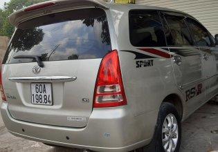 Bán Toyota Innova G sản xuất năm 2007, màu bạc, 310 triệu giá 310 triệu tại Đồng Nai