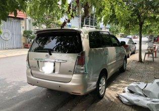 Chính chủ bán Toyota Innova năm sản xuất 2010, màu vàng cát giá 390 triệu tại Tp.HCM