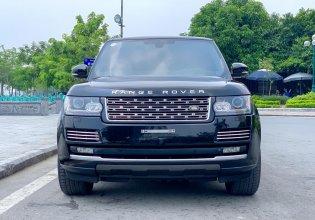 Range Rover Autobiography LWB model 2015, màu đen, xe nhập, phiên bản 4 chỗ siêu lướt giá 5 tỷ 900 tr tại Hà Nội
