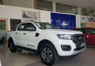 Cần bán xe Ford Ranger Wildtrak năm 2019, màu trắng, nhập khẩu nguyên chiếc giá Giá thỏa thuận tại Đà Nẵng
