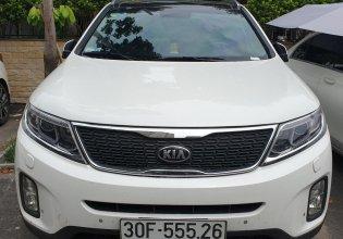 Bán Kia Sorento CMDI năm 2018, màu trắng giá 950 triệu tại Hà Nội