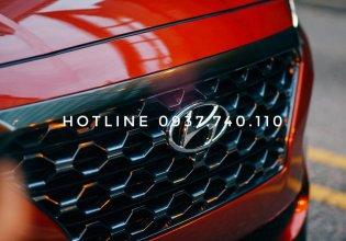 Bán Hyundai Santa Fe Premium máy xăng sản xuất 2019. Màu đỏ, trắng, cát, đen, xanh, bạc giá 1 tỷ 225 tr tại Tp.HCM