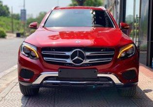 Cần bán xe Mercedes GLC-250 Model 2018 sản xuất năm 2017, màu đỏ giá 1 tỷ 750 tr tại Hà Nội