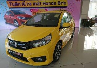 Bán Honda Brio 1.2 RS đời 2019, đủ màu, đủ xe, giá cạnh tranh, LH: 0962028368 giá 448 triệu tại Thanh Hóa