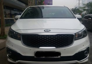 Bán xe Kia Sedona sản xuất 2015, màu trắng giá 865 triệu tại Hà Nội