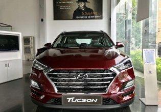 Bán Hyundai Tucson 2019, màu đỏ, giá tốt giá 860 triệu tại Tp.HCM