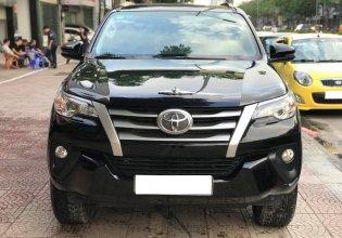 Toyota Fortuner 2.4G máy dầu, màu đen, sản xuất 2017 nhập Thái Lan giá 950 triệu tại Hà Nội