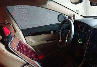 Bán Chevrolet Captiva đời 2008, màu bạc, nhập khẩu số sàn   giá 245 triệu tại Tp.HCM