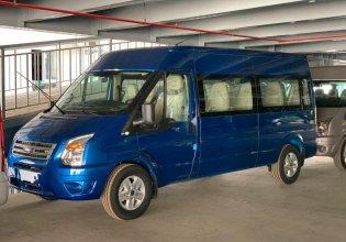 Bán xe Ford Transit đời 2019, màu xanh lam giá 710 triệu tại Tp.HCM
