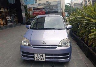 Gia đình bán Daihatsu Charade đời 2007, màu xanh lam, nhập khẩu  giá 186 triệu tại Hà Nội
