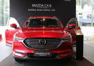 Mazda CX8 2019 giá ưu đãi đến 150 triệu giá 1 tỷ 39 tr tại Tp.HCM