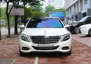 Bán ô tô Mercedes Maybach S400 2016, màu trắng, chạy hơn 2 vạn giá 5 tỷ 390 tr tại Hà Nội