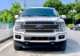 Cần bán Ford F 150 Limited đời 2019, màu trắng, nhập khẩu chính hãng giá 4 tỷ 370 tr tại Hà Nội