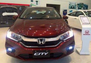 Honda Thanh Hóa giao ngay Honda City 1.5 Top, đời 2019, màu đỏ, giá cạnh tranh, LH: 0962028368 giá 599 triệu tại Thanh Hóa