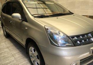 Bán ô tô 7 chỗ Nissan Grand Livina 1.8AT cuối 2010 giá 340 triệu tại Tp.HCM