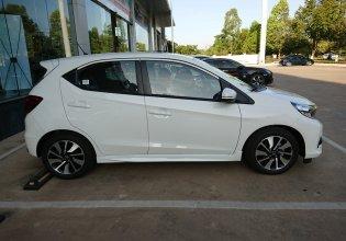 Honda Thanh Hóa, cần bán Honda Brio 1.2 đời 2019 màu trắng, giá cực sốc, LH: 0962028368 giá 448 triệu tại Thanh Hóa