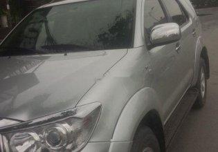 Gia đình bán Toyota Fortuner đời 2011, màu bạc  giá 580 triệu tại Sóc Trăng