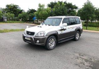 Bán xe Hyundai Terracan AT 2003, màu trắng, nhập khẩu nguyên chiếc, giá cạnh tranh giá 320 triệu tại Tp.HCM
