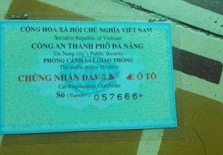 Bán Hyundai County đời 2008, màu đỏ trắng giá 200 triệu tại Đà Nẵng