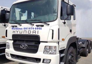 Đầu kéo Hyundai HD1000 đời 2019, màu trắng, giao ngay giá 1 tỷ 979 tr tại Bạc Liêu