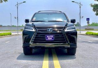Bán xe Lexus LX 570 Inspiration đời 2019, màu trắng, nhập khẩu nguyên chiếc giá 9 tỷ 440 tr tại Hà Nội