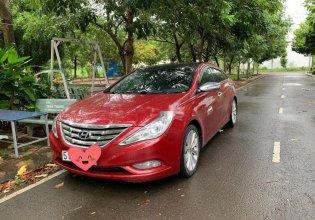 Bán Hyundai Sonata sản xuất 2012, màu đỏ, nhập khẩu  giá 650 triệu tại Tp.HCM