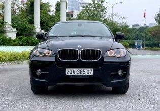 Bán BMW X6 2011 sản xuất 2011, màu đen, nhập khẩu giá 1 tỷ 280 tr tại Hà Nội