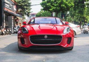 Cần bán Jaguar F-Type 2018, màu đỏ, nhập khẩu chính hãng giá 6 tỷ 230 tr tại Hà Nội