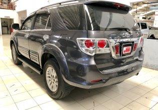 Bán Fortuner V 2012, máy xăng, số tự động, màu xám, giảm đến 40tr cho khách thiện chí giá 690 triệu tại Tp.HCM