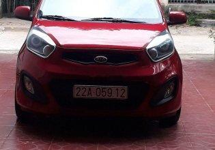 Bán Kia Morning sản xuất 2011, màu đỏ, nhập khẩu nguyên chiếc, 230 triệu giá 230 triệu tại Bắc Kạn