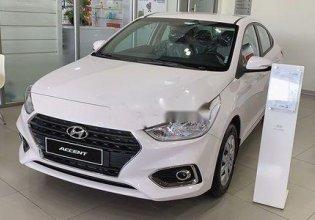 Bán xe Hyundai Accent năm 2019, màu trắng, giá tốt giá 426 triệu tại Hậu Giang