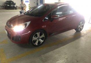 Bán Kia Rio năm sản xuất 2012, màu đỏ, nhập khẩu giá 395 triệu tại Hải Phòng