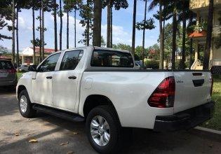 Bán Hilux E dầu 622tr, hỗ trợ vay 80% xe giá 662 triệu tại Tp.HCM