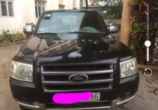 Cần bán Ford Ranger năm 2008, màu đen, nhập khẩu  giá 285 triệu tại Tp.HCM