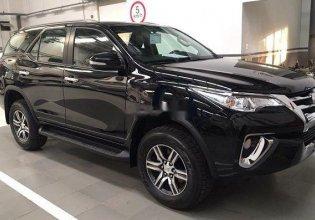 Bán xe Toyota Fortuner năm sản xuất 2019, màu đen giá Giá thỏa thuận tại Hà Nội