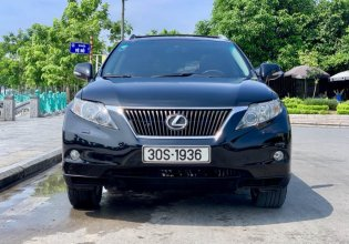 Bán xe Lexus RX350 năm 2009, màu đen, nhập khẩu nguyên chiếc giá 1 tỷ 389 tr tại Hà Nội