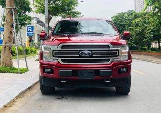 Cần bán Ford F 150 Limited 2019, màu đỏ, nhập khẩu nguyên chiếc giá 4 tỷ 315 tr tại Hà Nội