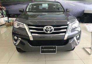Bán xe Toyota Fortuner 2.8V, SX 2019, xe mới giá 1 tỷ 284 tr tại Bắc Ninh